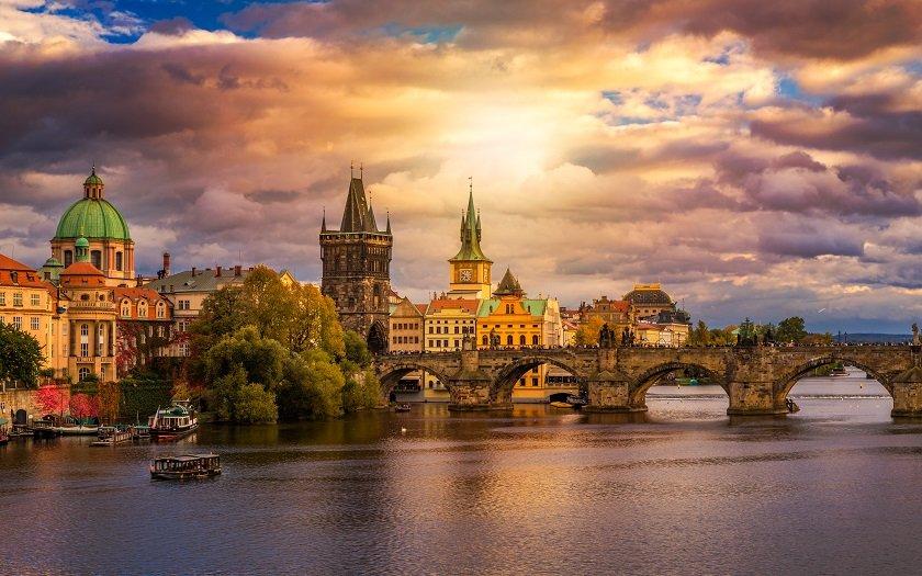 Viaje a Bratislava desde Viena, Praga, Budapest