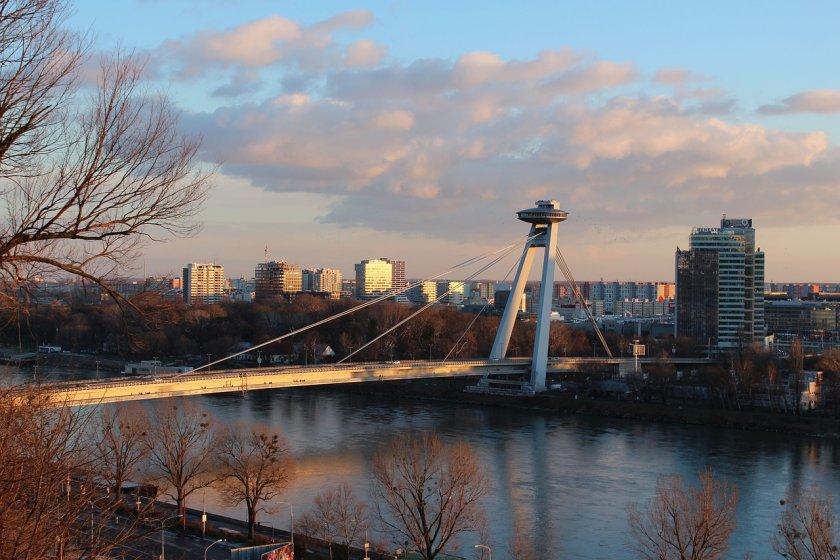 The Bridges of Bratislava