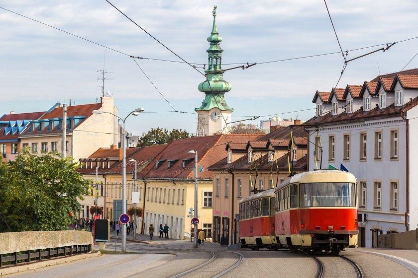 Transport Public à Bratislava