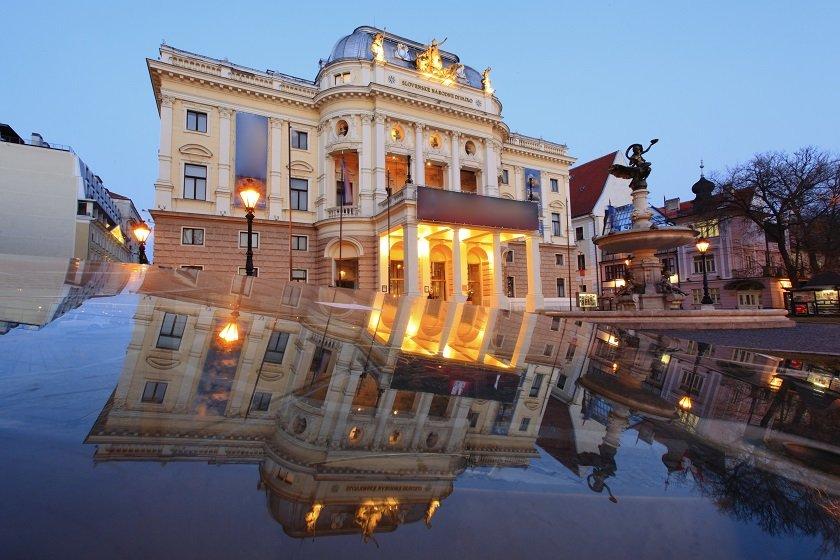 Opera, balett és koncertek Pozsonyban