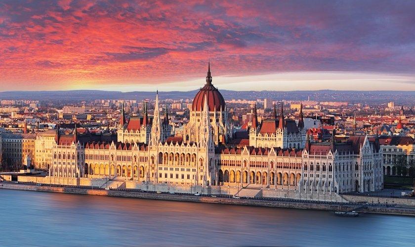 Traveling between Bratislava and Budapest